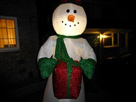 inflatable-snowman